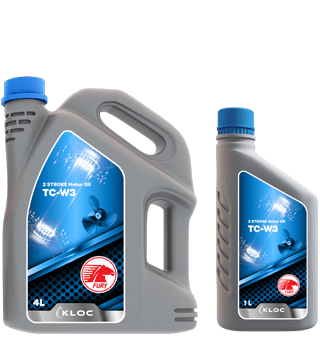 FURY TC-W3 2 STROKE Motor Oil